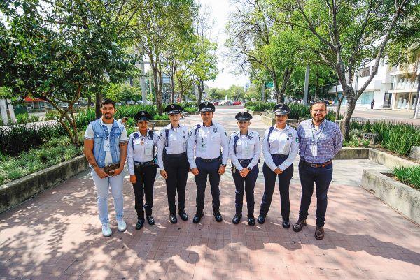 GÉNERO. Tienen policías capacitación especial. Foto: Especial.