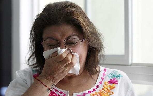 Los niños y los adultos mayores son más propensos a enfermarse en época de lluvias. Foto: Cuartoscuro