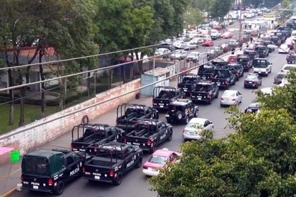 La situación está bajo control, afirmó la jefa de Gobierno de Ciudad de México.  Foto: Especial