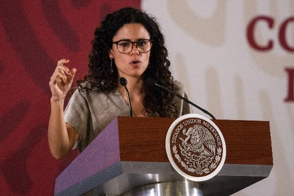Luisa María Alcalde Secretaría del Trabajo