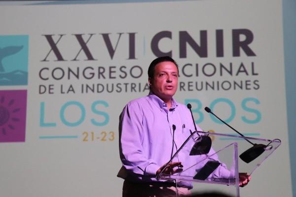 El diputado se definió como un gran promotor de la cultura maya viva. FOTO: ESPECIAL