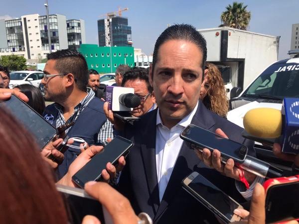 Domínguez afirmó que existe preocupación por cómo fue construido el presupuesto federal para el próximo año. Foto: Especial