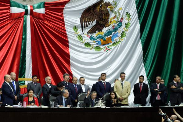 Legisladores confirmaron que hay temas que no deben moverse. Foto: CUARTOSCURO