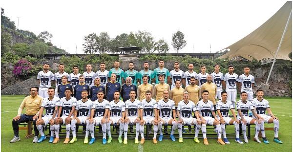 El 12 de septiembre de 1954 los Pumas jugaron su primer partido profesional, pero su fundación fue el 2 agosto de ese mismo año. Foto: Especial