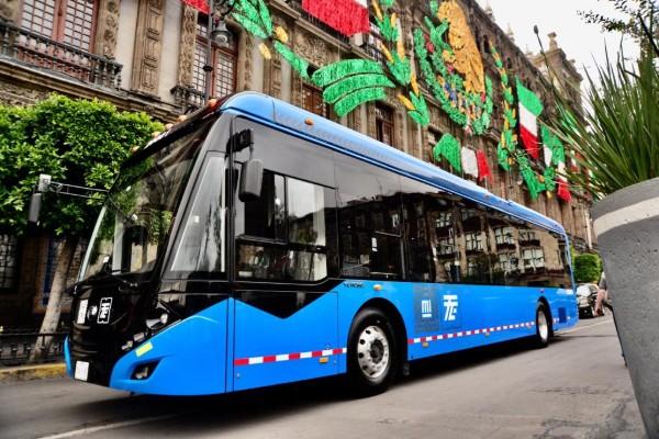 Se destinó una inversión de 453 millones de pesos para la adquisición de las primeras 63 unidades del nuevo Trolebús en la Ciudad de México