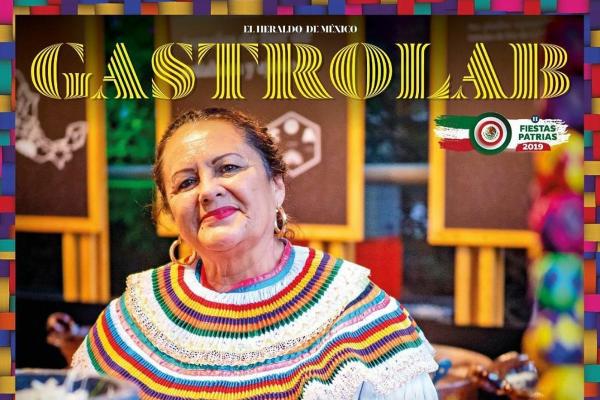 mole, cocineras mexicanas, Gastrolab, comida
