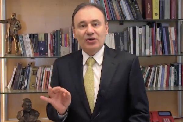alfonso durazo mensaje video policia federal guardia nacional