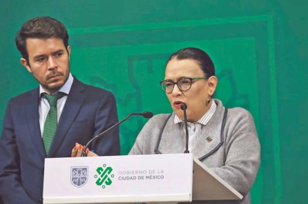 INICIATIVA. El certamen fue anunciado por la secretaria de Gobierno, Rosa Icela Rodríguez. Foto: Especial.
