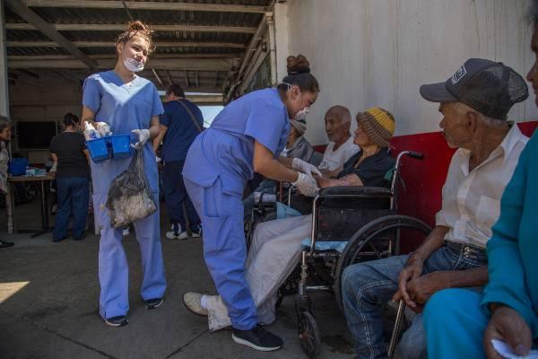 1.5 millones de personas trabajan en estas asociaciones; 2 millones son voluntarias. Foto: CUARTOSCURO