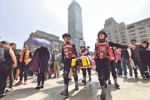 Participarán 2 mil 778 inmuebles educativos en la CDMX. Foto:  CUARTOSCURO