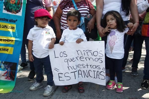 800 pesos reciben las madres ahora. Foto: CUARTOSCURO