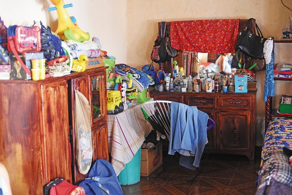 CAMBIO. La forma de vida de los jojutlenses se modificó a partir de que ocurrió la tragedia. Foto: Daniel Ojeda