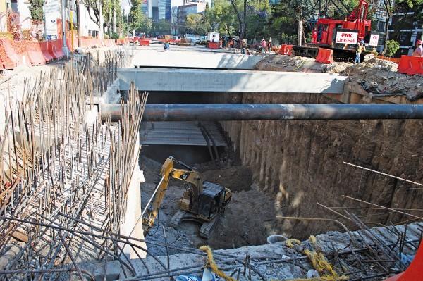 PETICIÓN. La industria de la construcción es importante para impulsar la economía mexicana. Foto: Cuartoscuro