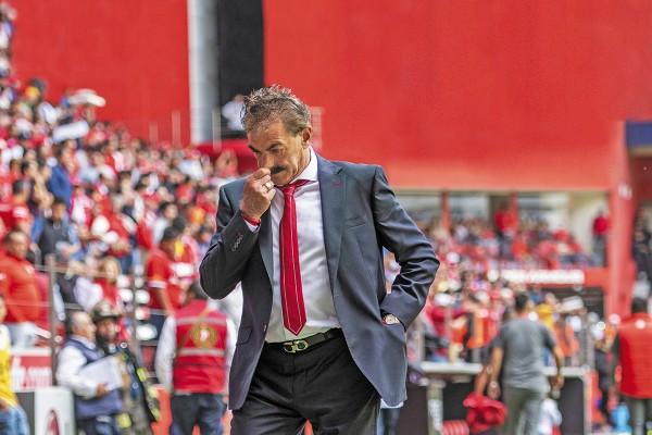 Toluca suma ya cinco derrotas en los últimos siete partidos. Foto: Mexsport