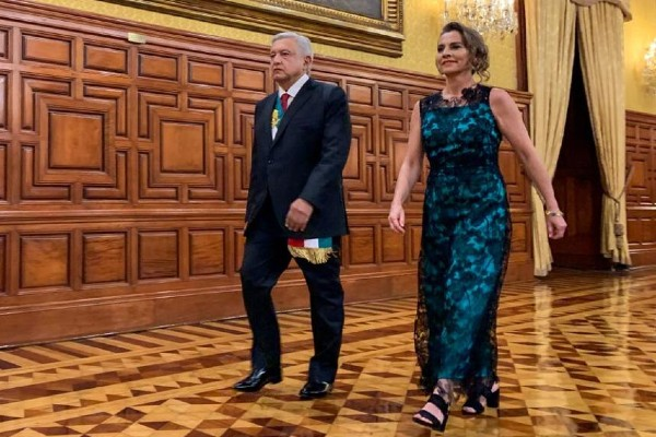 Beatriz Gutiérrez Müller Se Suma A La Austeridad Republicana