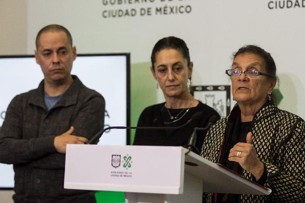 Myriam Urzúa, CDMX, megasimulacro, sismo, corrupción,