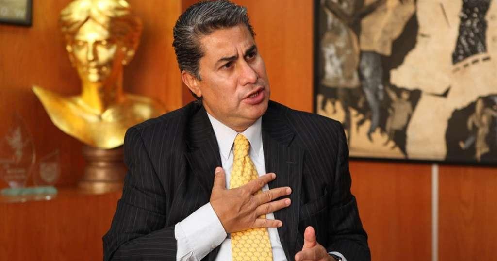 Alejandro Rojas Díaz Durán Morena presidencia nacional