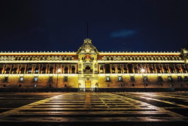 La Galería del Palacio Nacional fue abierta en 2010, para festejar el Bicentenario. Foto: Especial
