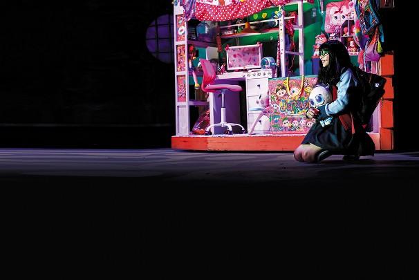 ACTOS. La obra tiene ensambles para no recargar a los niños de trabajo. Foto: Especial