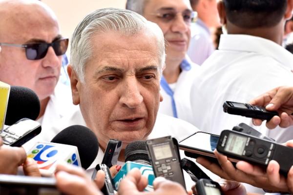 Arturo Núñez Jiménez Fue Gobernador de Tabasco de 2013 a 2018. Foto: Cuartoscuro