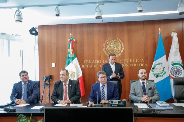 guatemala_Alejandro_Giammattei_senadores_ricardo_monreal