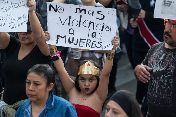 El gobierno de la Ciudad de México tendrá 10 días para determinar si ejecuta la Alerta de Violencia de Género FOTO: ANDREA MURCIA /CUARTOSCURO.COM