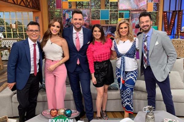 Fernando del Solar regresa a Venga la Alegría, ¿qué otros cambios hay en el matutino de Azteca?