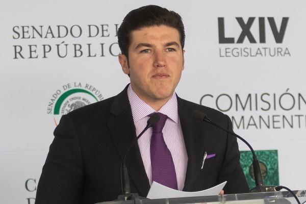 Samuel García, Senador de Movimiento Ciudadano. Foto: Cuartoscuro
