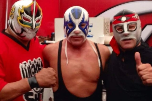 Luchadores_Mexico