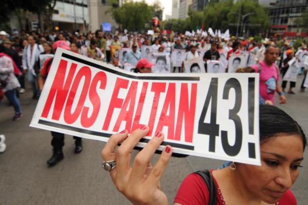 Ayotzinapa visibilizó el flagelo de desaparición en México: CNDH