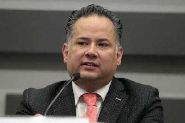 Santiago Nieto, titular de la Unidad de Inteligencia Financiera. Foto: Especial.