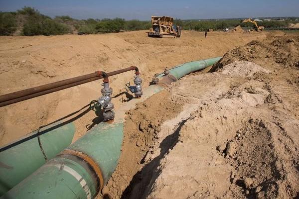 El gasoducto alimenta de gas a varias plantas que generan electricidad en el centro del país. Foto: Especial