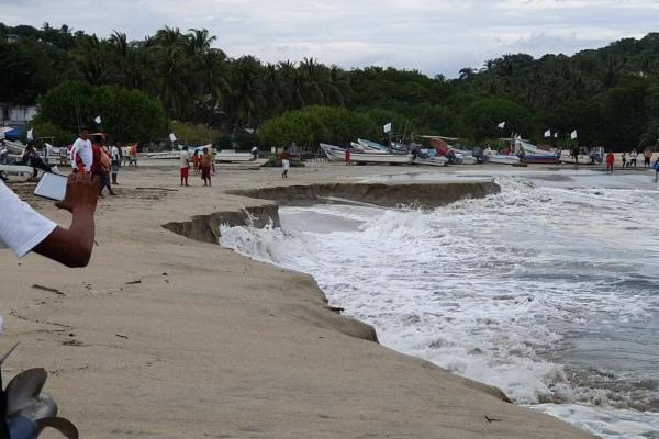 Foto: Protección Civil Oaxaca
