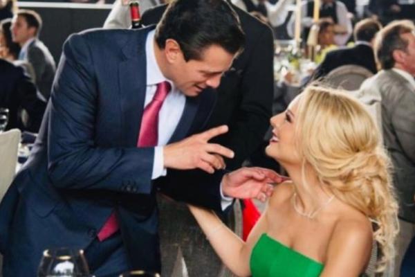 Tania Ruiz responde a los memes y le manda un mensaje de amor a Peña Nieto: FOTO