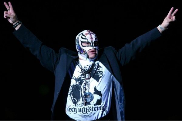Rey Mysterio es el máximo exponente que ha dejado la lucha libre mexicana en el extranjero en la actualidad. FOTO: Mexsport.