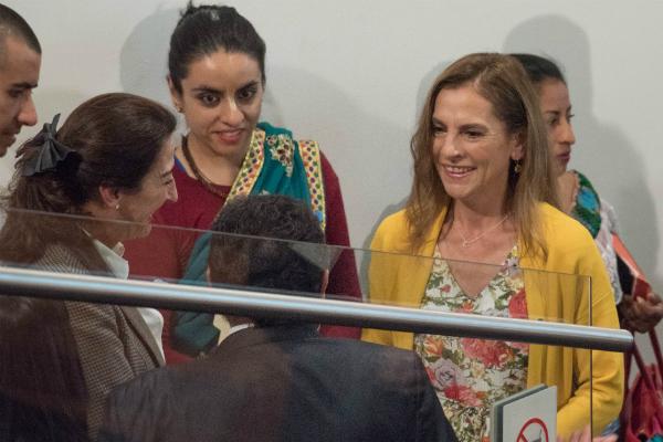 Así lo aseguró la presidenta del Consejo Honorario de la Memoria Histórica y Cultural de México. Foto: Cuartoscuro.