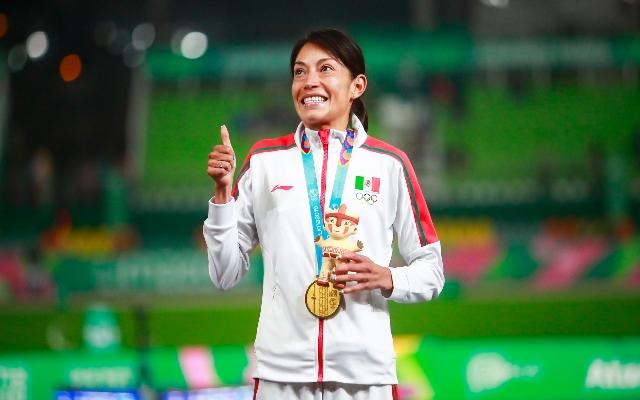 Laura Galván, medallista en Lima 2019, es víctima de asalto