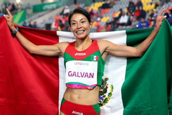 La atleta participó en los Juegos Panamericanos Lima 2019. Foto: Especial.