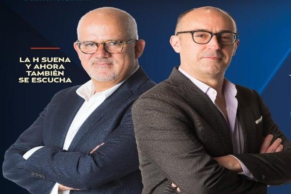 Julio Patán y Juan Ignacio Zavala hablarán del acontecer nacional de una forma irónica Foto: Especial Heraldo Media Group