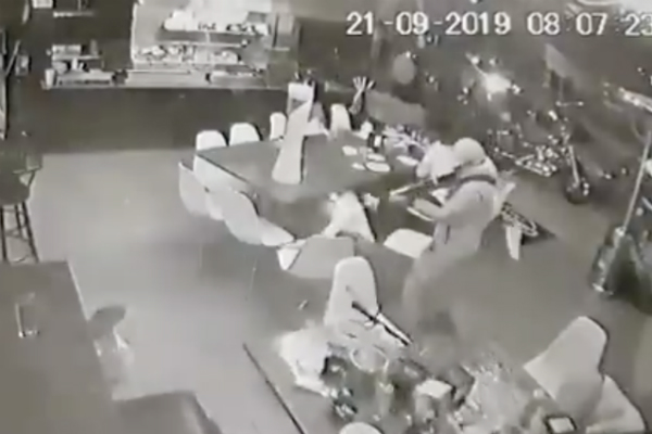 Difunden Video De Masacre Que Dejó 4 Muertos En Bar De Uruapan