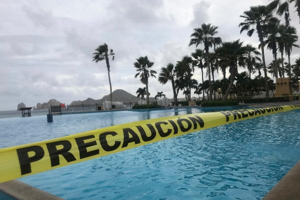 240 personas fueron desalojadas a causa de las inundaciones en el estado. Foto: Notimex