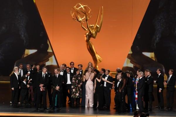 Game of Thrones se despide de los Emmy, tras ocho temporadas. FOTO: AP