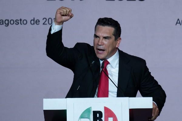 Alejandro Alito Moreno, dirigente nacional del PRI. Foto: Cuartoscuro