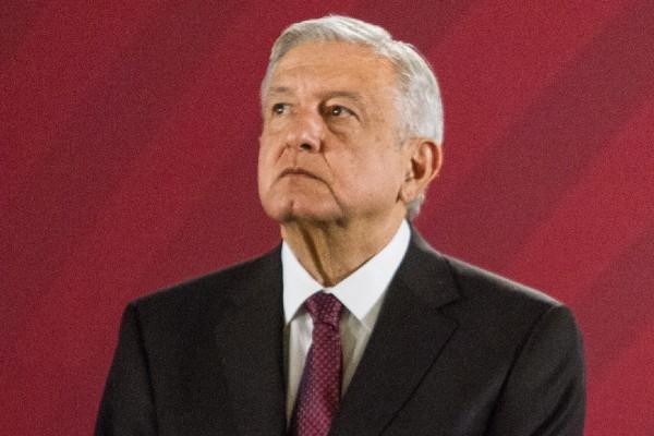 Andrés Manuel López Obrador quiere mantenerse al margen de la vida interna del partido político Morena. Foto: Cuartoscuro