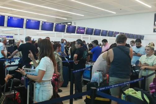 Thomas Cook es una de  las principales aerolíneas con las que viajaron los turistas británicos entre Reino Unido y México. Foto: Especial