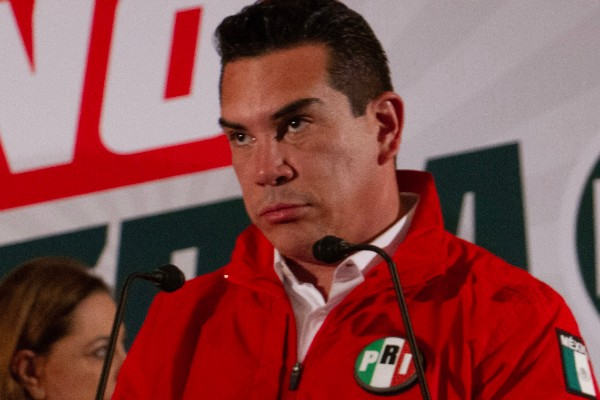 Alejandro Moreno, titular del CEN dentro del Partido Revolucionario Institucional (PRI). Foto: Cuartoscuro