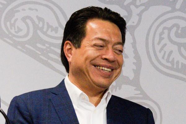 Mario Delgado, diputado y coordinador de Morena. Foto: Cuartoscuro