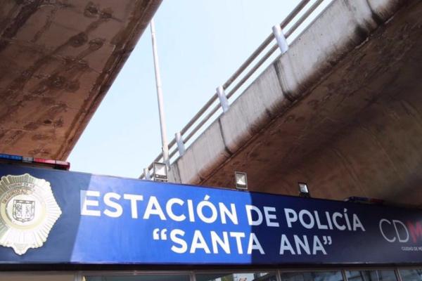 En promedio cada estación costó 2.9 millones de pesos.  Foto: @ManceraMiguelMX