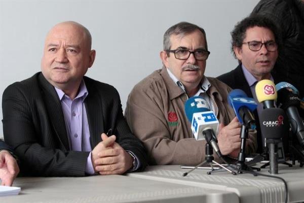 Ayer ex líderes de las FARC pidieron disculpas ante secuestros. Foto: EFE