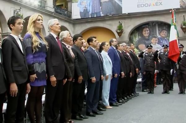 Alfredo del Mazo, gobernador del Estado de México. Foto: Especial